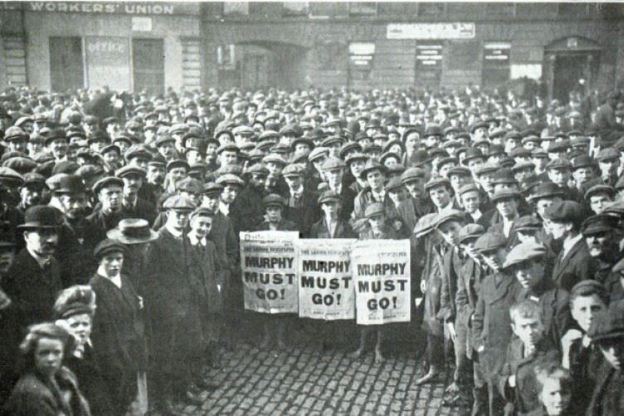 dublin strike and lockout 1913 essay The meaning of dublin's great lockout 1913 the dublin strike committee asked the tuc to support them with sympathetic action by their members in the transport.
