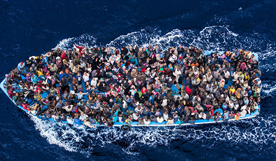 Migrants Mediterranean