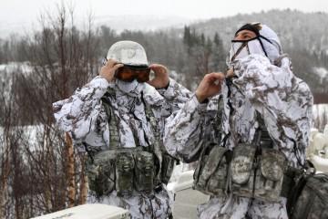 Norwegian winter soldiers