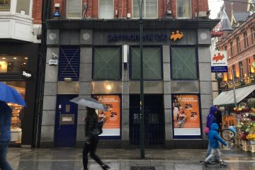 Permanent TSB branch, Grafton Street