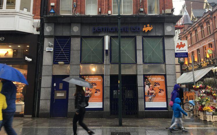 Permanent TSB branch, Grafton Street