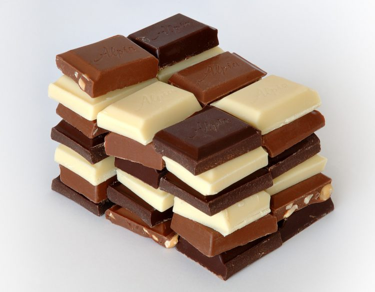 A stock photo of chocolate