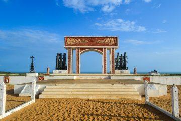 Image of The Door of No Return in Ouidah